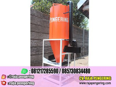 vertical dryer, mesin pengering vertical dryer, alat pengering vertical