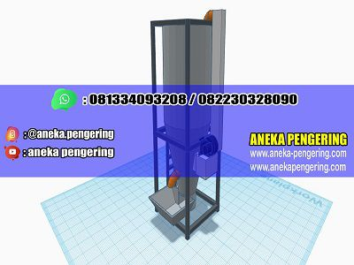 mesin vertical dryer, vertical dryer, mesin pengering jagung